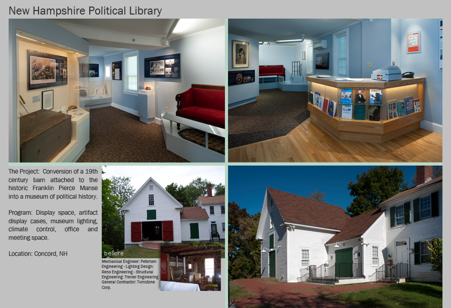 New Hampshire Political Library